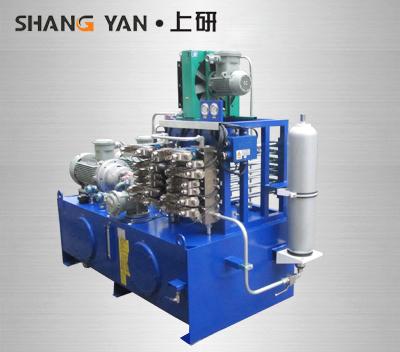 冶金设备矿山防爆设备液压系统