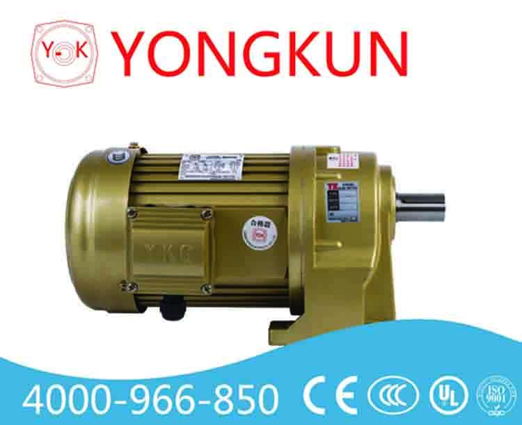 安徽永坤减速电机专注高端机械传动领域