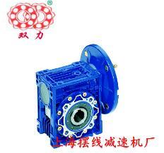 双力RV系列铝合金蜗轮蜗杆减速机